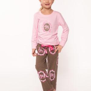 Baby pyjama Pink Elephant