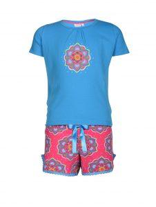 Meisjes pyjama short Gipsy Charlie Choe