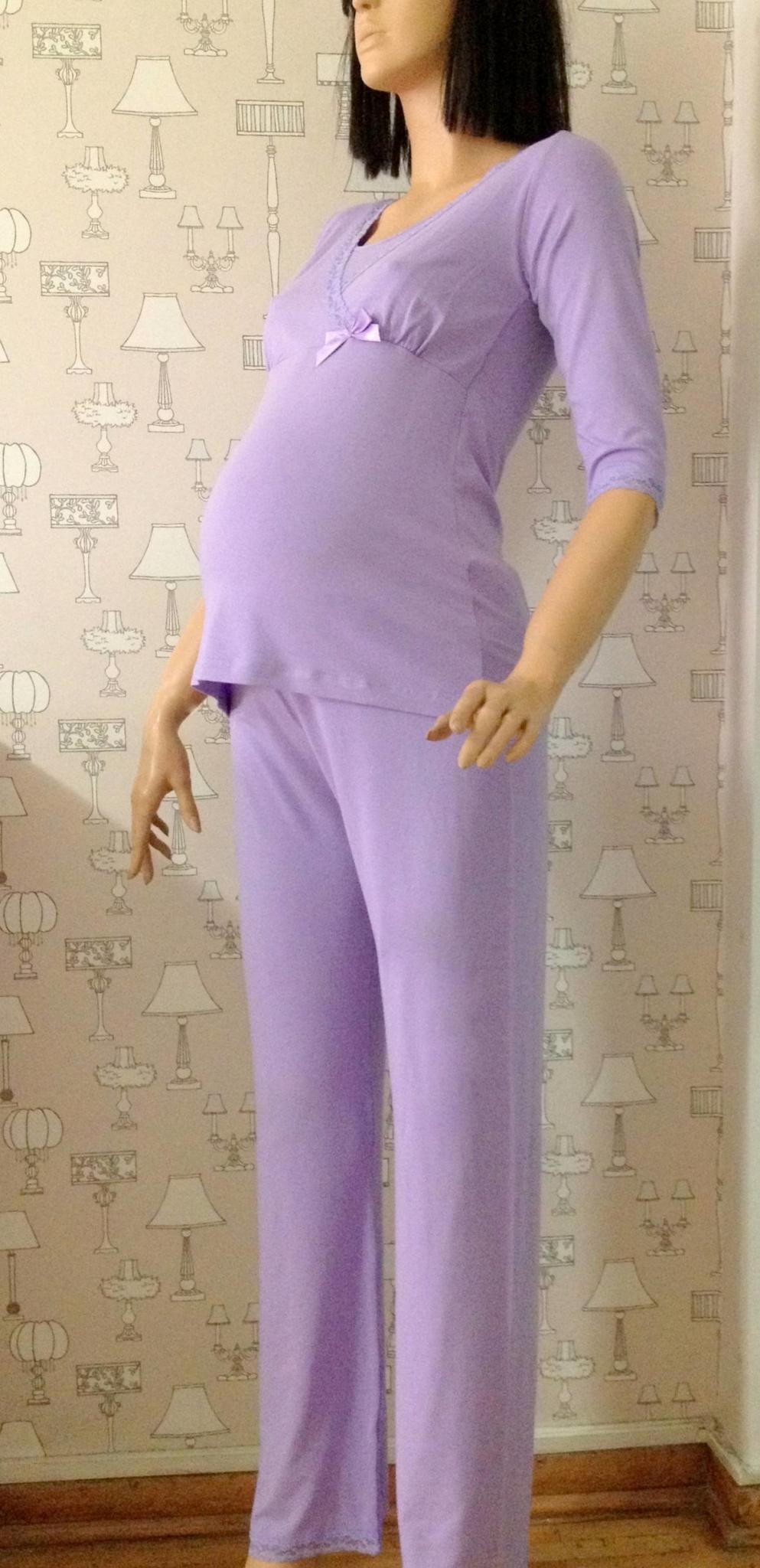 Pyjama Lovly Liliac
