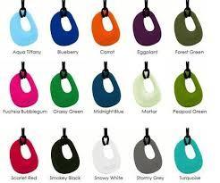 jellystone ketting design blauw