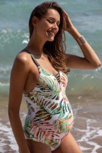 Zwangerschapsbadpak Positiebadpak Honolulu