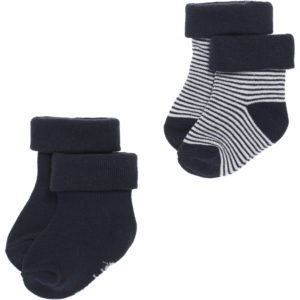 Noppies Jongen Socks 2pck Guzz - Navy