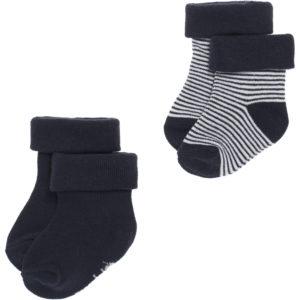 Noppies Jongen Socks 2pck Guzz - Navy